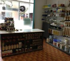 Intérieur de notre magasin