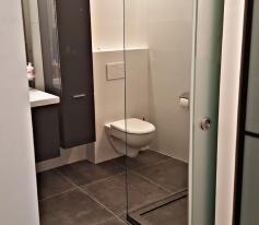 Pose d'une séparation de douche à Martigny-Bourg